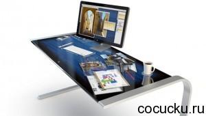 IDesk рабочий стол от Apple