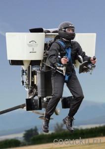 Летающий ранец Jetpack
