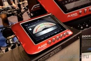 Alesis AmpDock для iPad