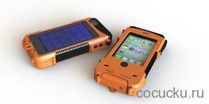 Aqua Tek S - защищенный чехол для iPhone