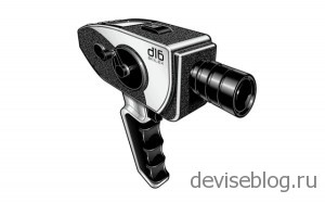 Bolex Camera снимающая в RAW формате