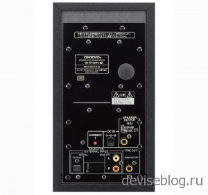 Колонки Onkyo GX-W100HV с поддержкой Wi-Fi подключения