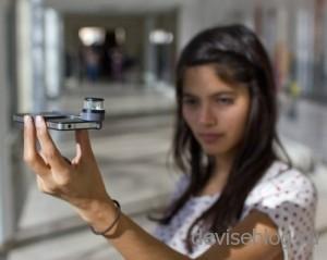 Панорамная съемка для  iPhone 4 и  iPhone 4S