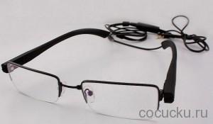 Очки для шпионов - Spy Camera Glasses