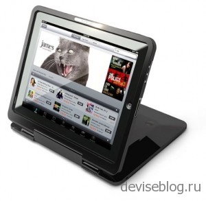 Crux360 - чехол с клавиатурой для iPad 3