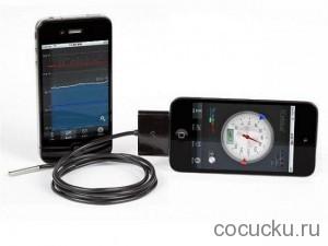 iCelsius - термометр для iPhone и iPad