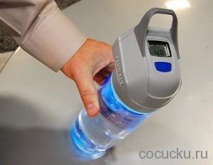 Camelbak All Clear - портативный, ультрафиолетовый стерилизатор воды