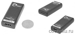 SIIG DisplayLink USB 3.0 to HDMI