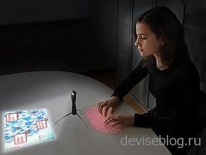 Spider Computer - прототип компьютера будущего