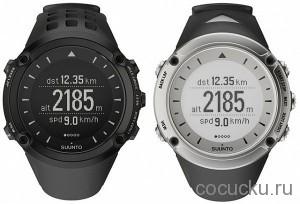 AMBIT GPS часы для экстремалов