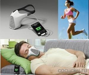 AIRE - зарядка электронных устройств от дыхания