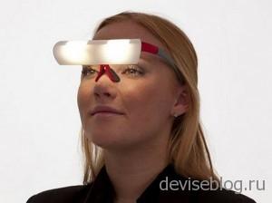 Солнечные очки SEQINETIC лечат от депрессии