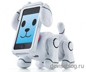 Робособака Smartpet от компании Bandai