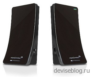 Amped Wireless - мощный WiFi сигнал везде