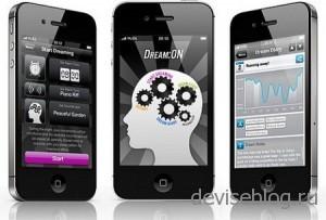 Dream:ON - усыпляющая программа для iPhone