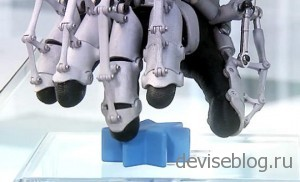 ExoHand - прототип руки робота будущего