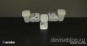 iMobot робот-конструктор