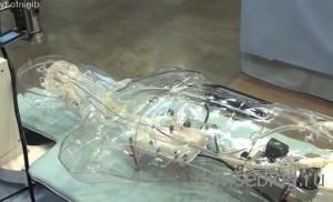 Тренажер для нейрохирургов - медицинский робот Cybram 001