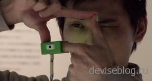 Ubi-Camera - пальцы вместо видоискателя