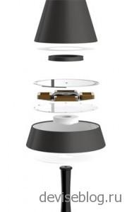 Летающая дизайнерская лампа Floating Lamp