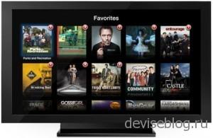 Умный телевизор iTV от Apple