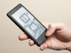 Yota представила первый российский смартфон