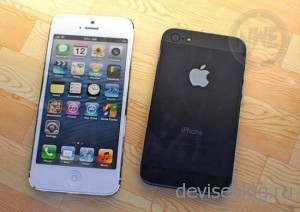 Реальная модель iPhone 5 mini
