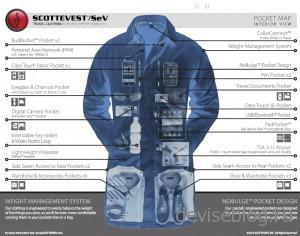 SCOTTeVEST TEC Jacket 2.0 куртка для гиков