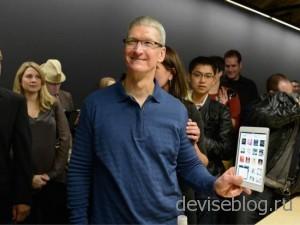 Финансовые итоги Apple в первом квартале 2013 года