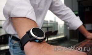 COOKOO watch, роскошный девайс для вашего iPhone