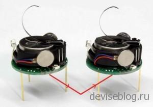 Искуственный рой из роботов под названием Kilobot