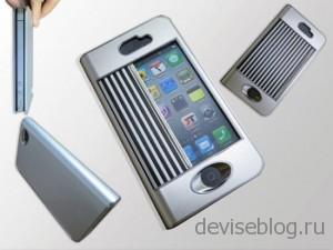 iGuard5 необычный чехол из алюминия для iPhone 5