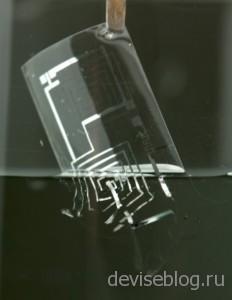 В будущем электроника сможет самоуничтожаться