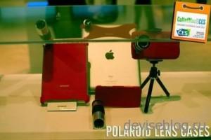 Чехлы для iPhone с объективами от компании Polaroid