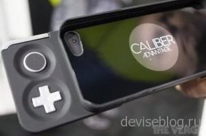 Caliber Advantage, игровой контроллер для iPhone