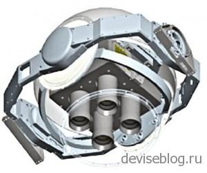 ARGUS-IS система видеонаблюдения с высоты в 6000 метров