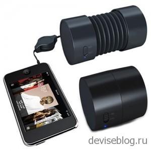 Обзор динамика USB Spring Speaker для мобильных устройств