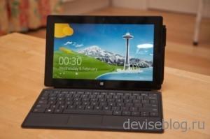 Microsoft Surface Pro вышел в продажу