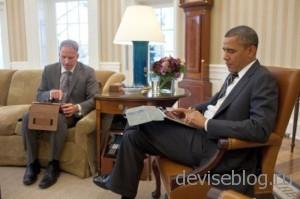 Стерилизованные iPad для нужд правительства США