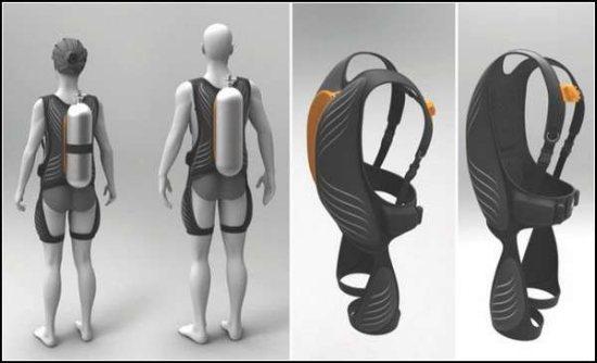 Гаджет-рукав для инвалидов