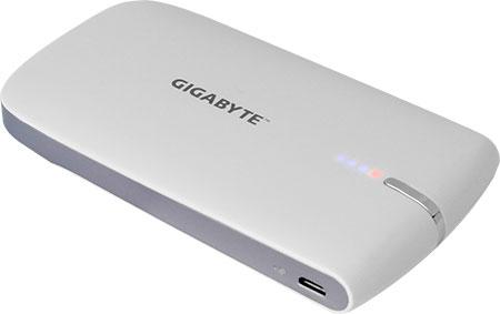 GIGABYTE OTG - аккумуляторная станция в кармане