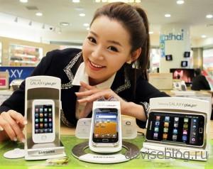 Очередной Android mp3-плеер - Galaxy Player G50