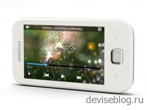 Очередной Android mp3-плеер - Galaxy Player G50