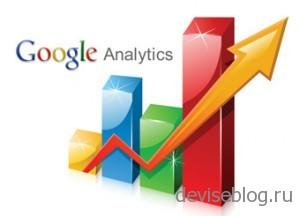 Отслеживание состояния сайта с помощью Google Analytics и смартфона