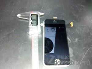 Слухи про iPhone 5S