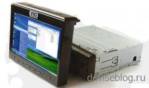 Автомобильный компьютер NaviSurfer II