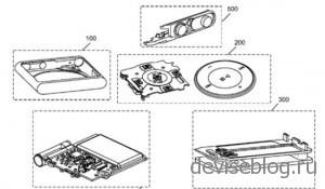 Новые патенты от Apple