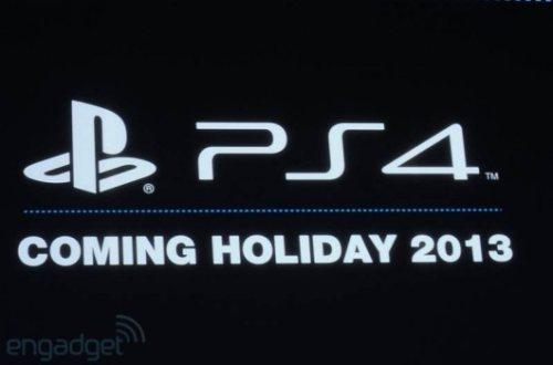 PlayStation 4 скоро появиться в продаже