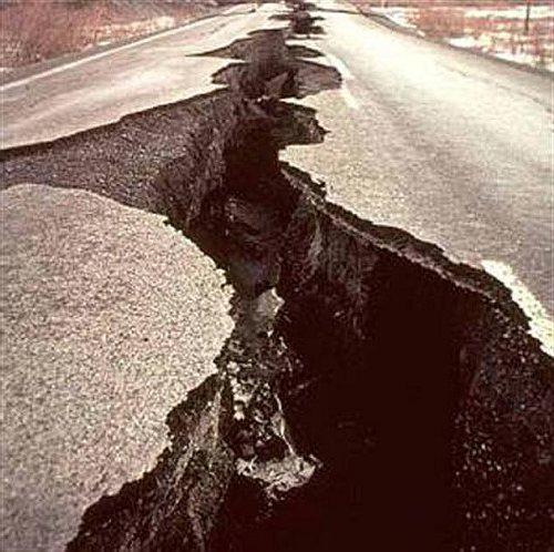 Шкала Рихтера - измерение силы землетрясения