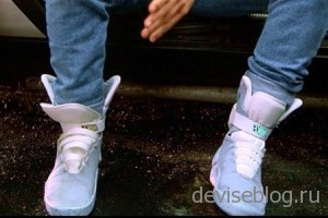 "Apple разработал ""умные ботинки"""